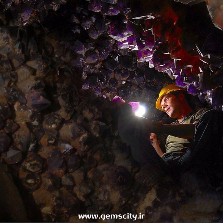 معدن آناهی در بولیوی