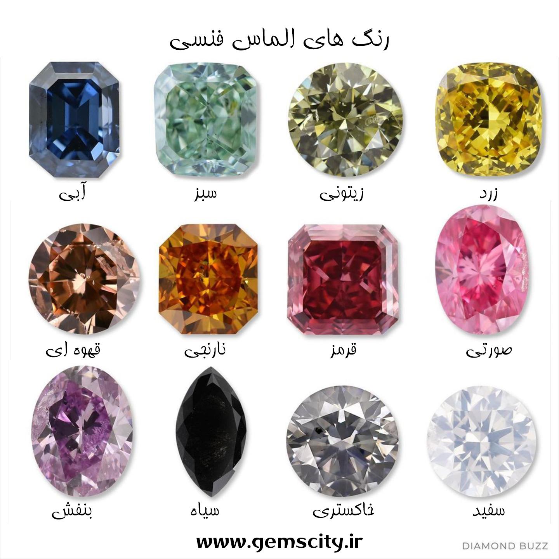 الماس فنسی