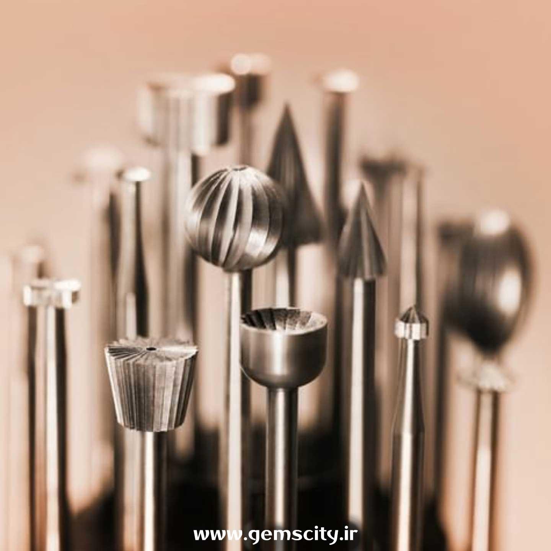 ابزار طلا و جواهرسازی